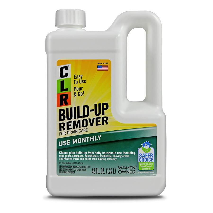CLR® CBR-6 Build-Up Remover for Drain Care, 42 Oz