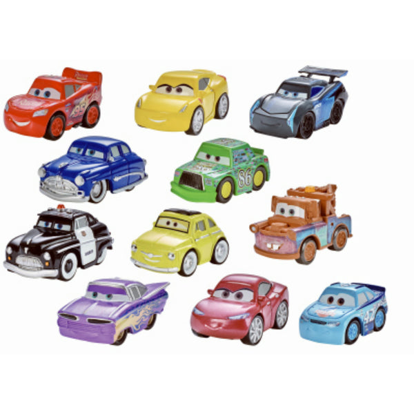 Disney-Pixar® FBG74 Cars 3 Mini Racer Toy, Assorted