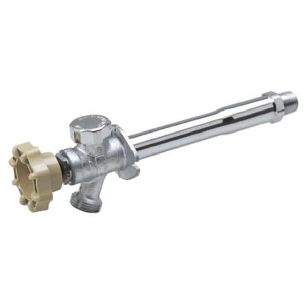 "Mueller® 104-821HC Frost Free Anti-Siphon Sillcock, Quarter Turn, 1/2"" x 4"""