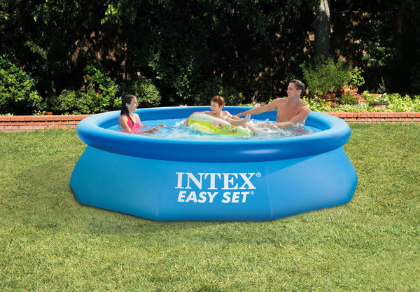 "Intex® 28120EH Easy Set® Inflatable Pool, 30"" x 10'"