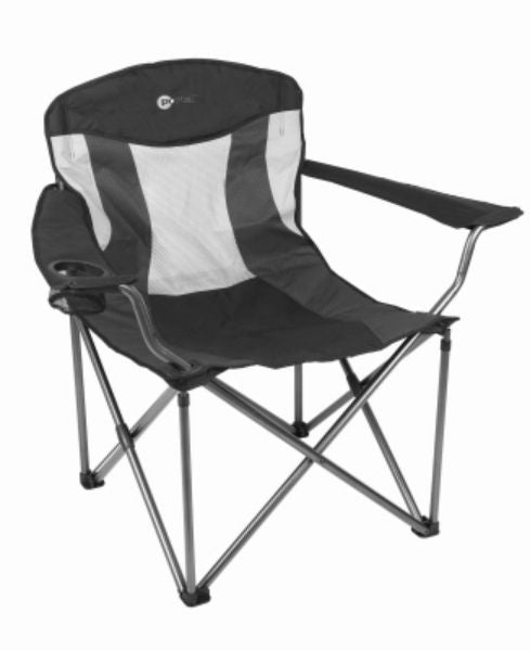 Westfield Outdoors PRWF-FCH075 Polyester Fabric Quad Chair, XXL, 500 Lb Capacity