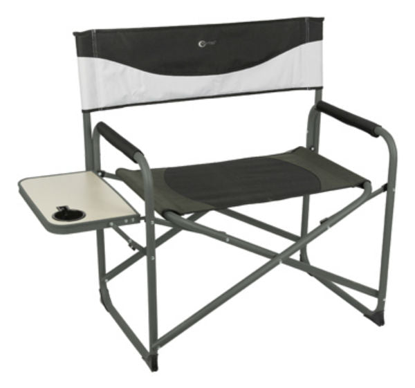 Westfield Outdoors PRWF-FCH076 Traditional Director's Chair w/Side Table, XXL