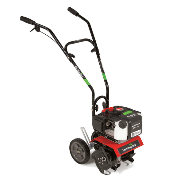 Earthquake® MC43 Cultivator with Overhand Control & Wheels, 43cc Viper