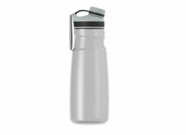 Manna 18033-TV Ranger Tritan Beverage Bottle with Carry Handle, Slate, 50 Oz