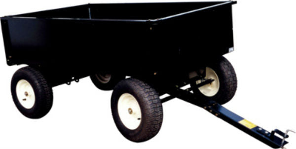 Master Rancher YTL-008-085 Trailer Cart with 4-Wheels, 2000 lbs Capacity