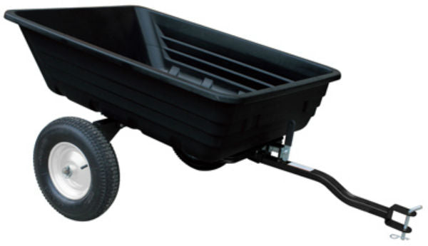 "Master Rancher YTL-008-108 Poly Dump Cart with 16"" Tire, 600 lbs Capacity"