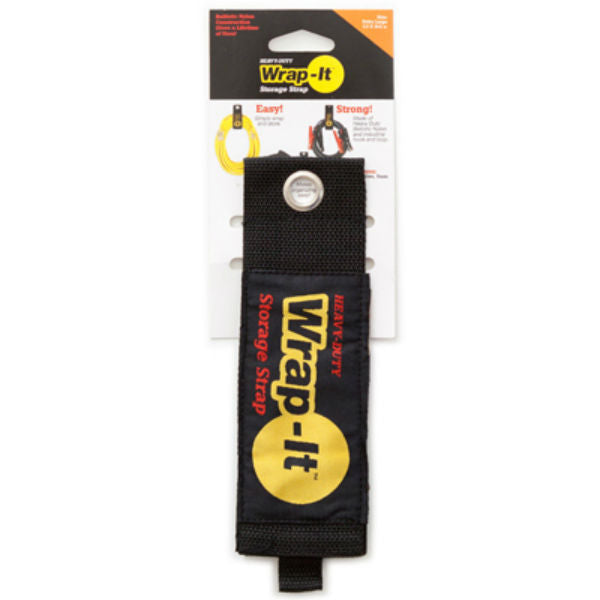 Wrap-It™ 100-40B Heavy-Duty Storage Strap, Black, Extra Large