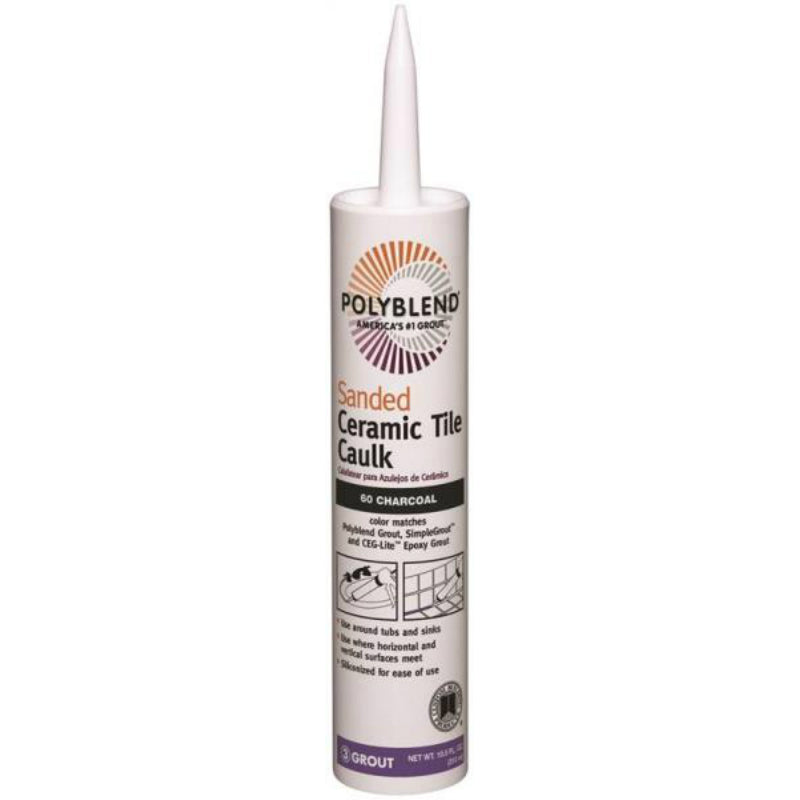 Polyblend 174 Pc6010s 6 Sanded Ceramic Tile Caulk 60