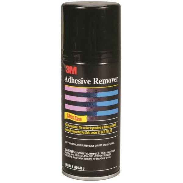 3M 6040 Solvent-Free Industrial Cleaners & Adhesive Remover, 5 Oz, Pale Yellow