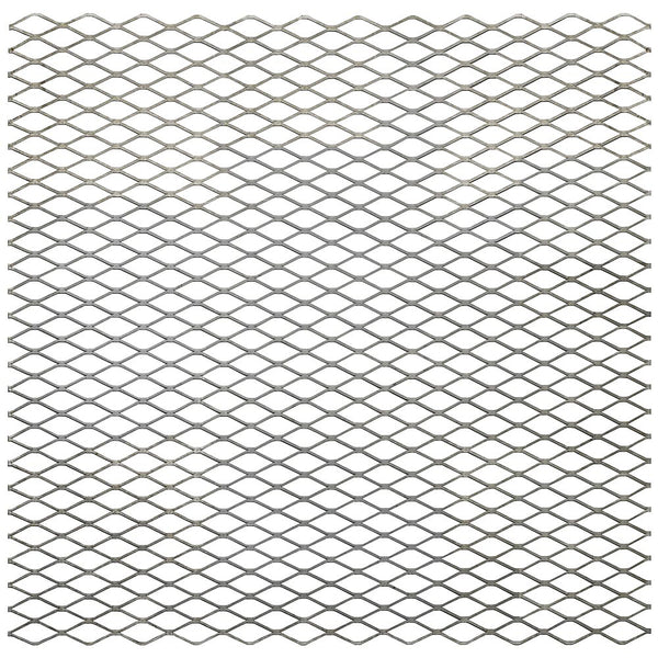 "National Hardware 301606 Expanded Steel Grill, 3/4"" Grid, 13-Gauge, 24"" x 24"""