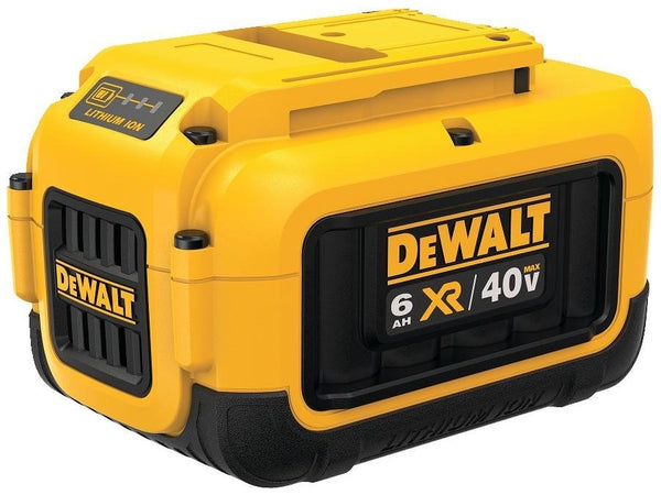 DeWalt DCB406 Premium XR Slide Battery Pack, 40 Volts