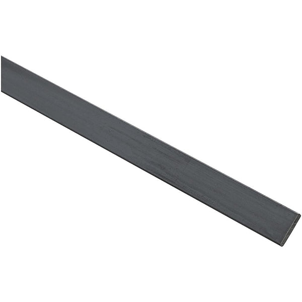 "National N301-432 Hot-Rolled Solid Flat, Plain Steel, 1/4"" Thick, 1-1/4"" x 48"""