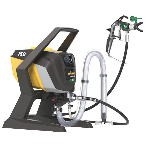 Wagner 0580000 Control Pro 150 High Efficiency Airless Paint Sprayer, 1,600 PSI