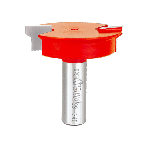 "Freud 99-240 Drawer Lock Carbide Router Bit with 1/2"" Shank, 30-Degree, 2"""