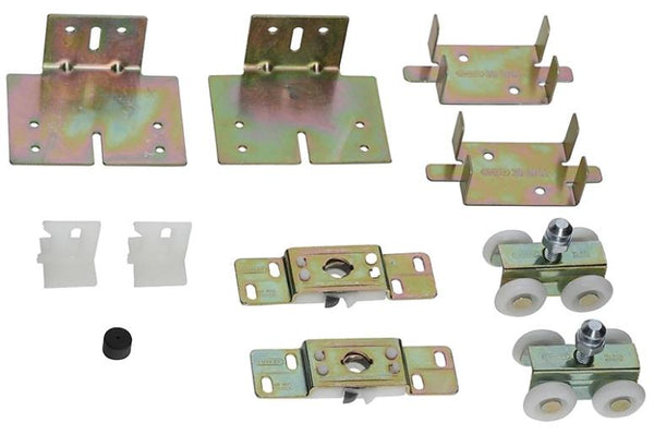 National Hardware N236-023 Pocket Door Hardware Kit