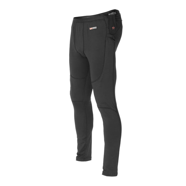 Mobile Warming MWP16M02-MD-BLK Longman Heated Pant, Black, Medium
