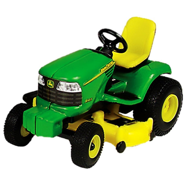 John Deere 46570 Durable Plastic/Die Cast Lawn Tractor Toy, Green