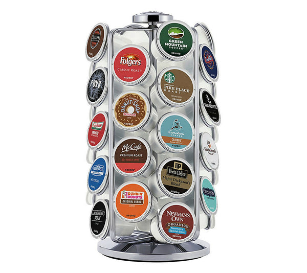 Keurig 121609 K-Cup Pod Carousel, Holds 36 K-Cups