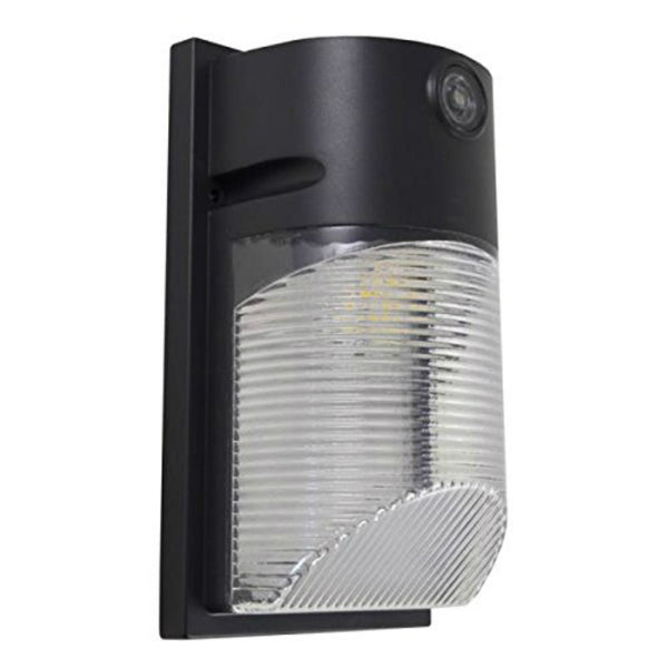 Power Zone O-WP-1500-DB Dusk-To-Dawn LED Security Light, Bronze,1500 lm, 18W