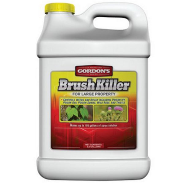 Gordon's 2321072 Brush Killer for Hard-To-Kill Brush Concentrate, 1 Gallon