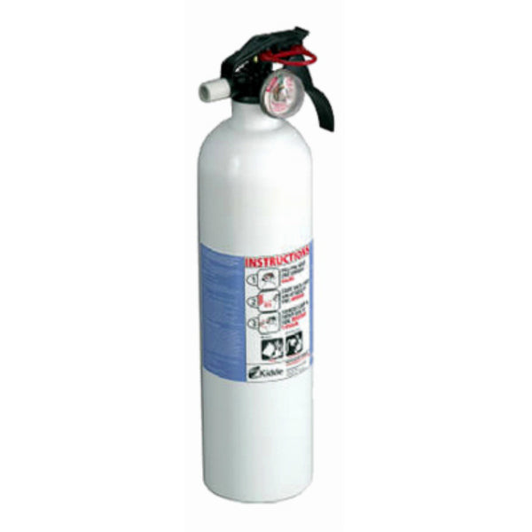 Kidde 21005753MTL Kitchen Fire Extinguisher with Metal Nozzle