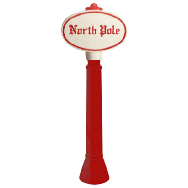 Union 76940 North Pole Statue Winter/Christmas Decoration, 45""
