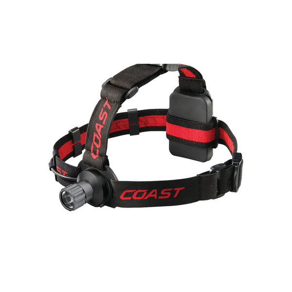 Coast 20991 Wide Angle Flood Beam with Batteries, 300 Lumens