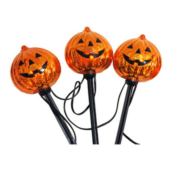 Sienna F16G4133 Halloween C7 Light Flicker Flame Driveway Marker, Orange, 5-Ct