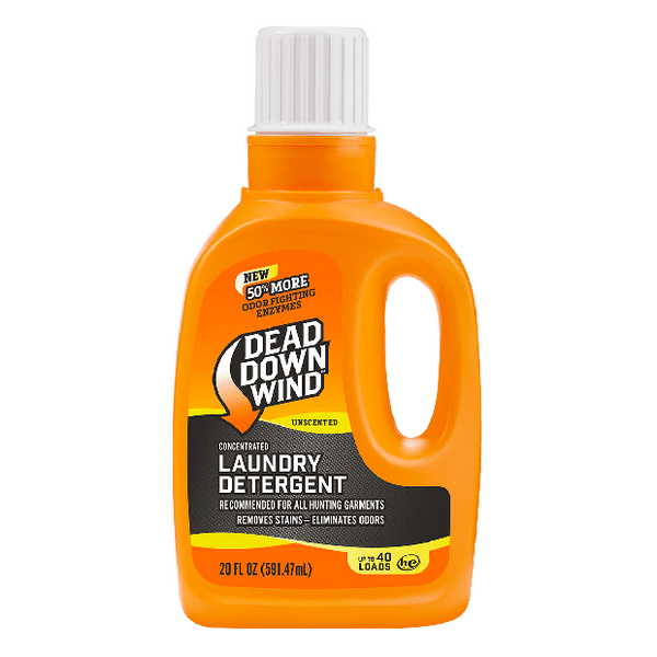 Dead Down Wind 112018 Laundry Detergent with ScentPrevent Technology, 20 Oz