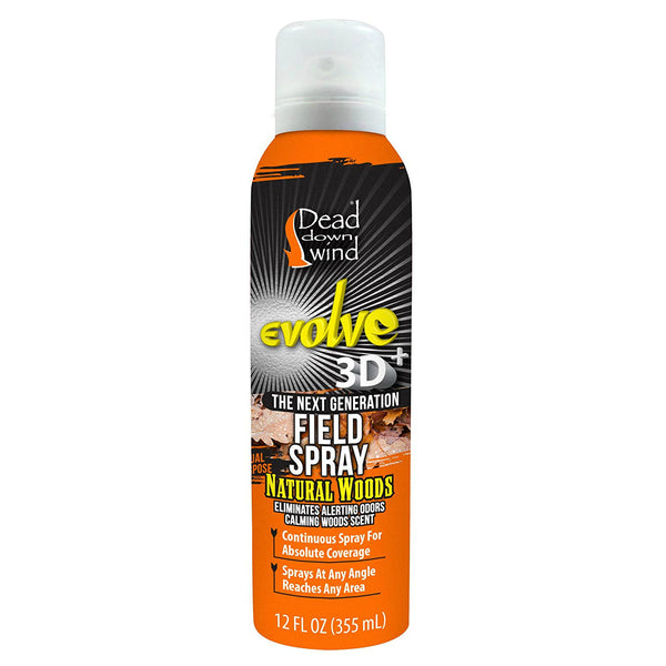 Dead Down Wind 139036 Continuous Field Spray, Natural Woods, 12 Oz
