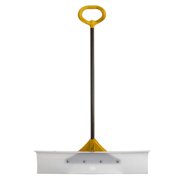 True Temper 1663000 Industrial Grade Snow Pusher with Versa Grip, 30""