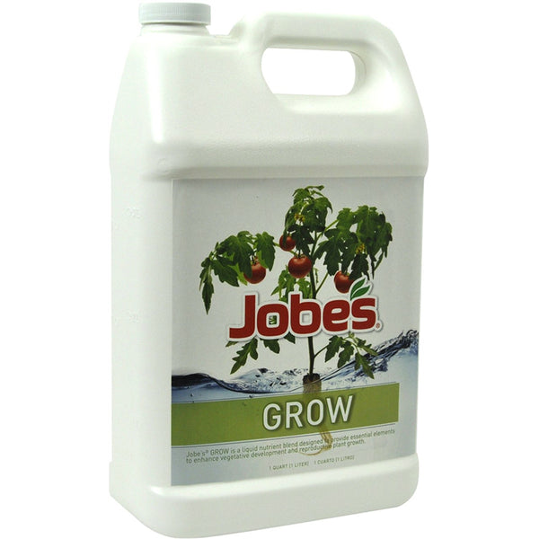 Jobe's 05852 Grow Liquid Fertilizer, 32 Oz