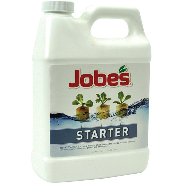 Jobe's 05872 Starter Liquid Fertilizer, 32 Oz