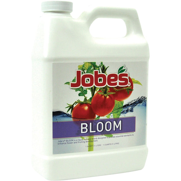 Jobe's 05862 Bloom Liquid Fertilizer, 32 Oz