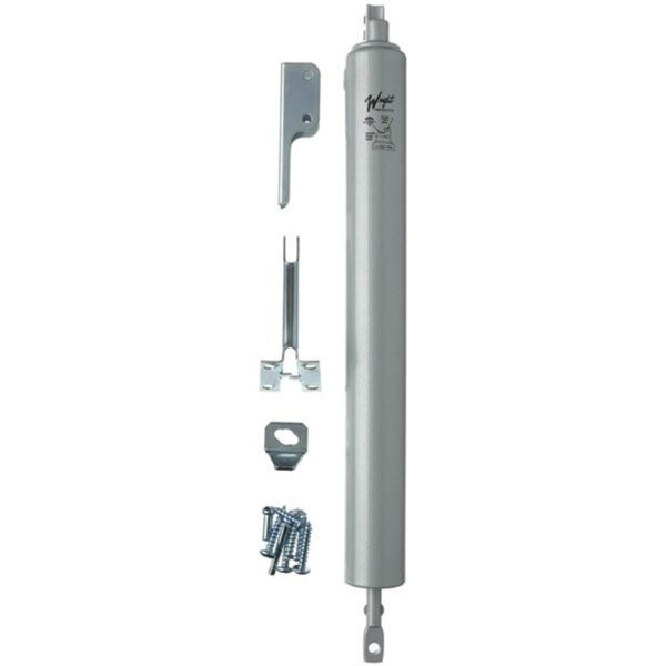 Hampton V1033 Standard Duty Pneumatic Door Closer, Aluminum