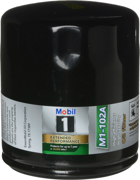 Mobil 1® M1-102A Extended Performance High Efficiency Oil Filter