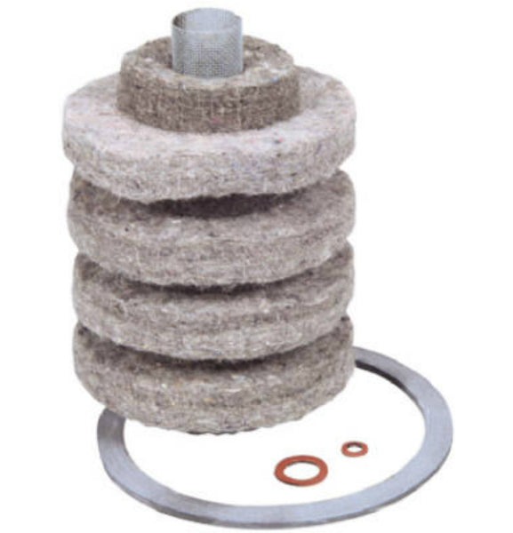Unifilter 9009 Wool Felt Replacement Cartridge, 10 GPH