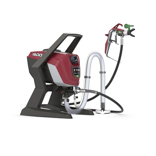 Titan 0580005 ControlMax 1500 High Efficiency Airless Paint Sprayer, 1500 PSI