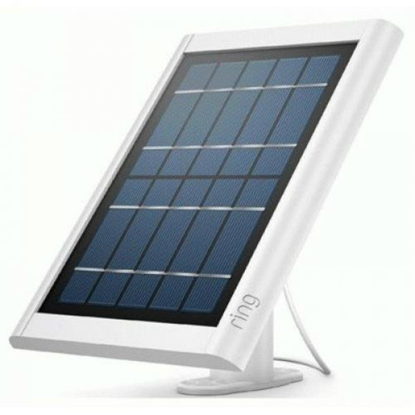 Ring 8ASPS7-WEN0 Spotlight Solar Panel for Stick Up Cam, White, 2 Watts, 6 Volts