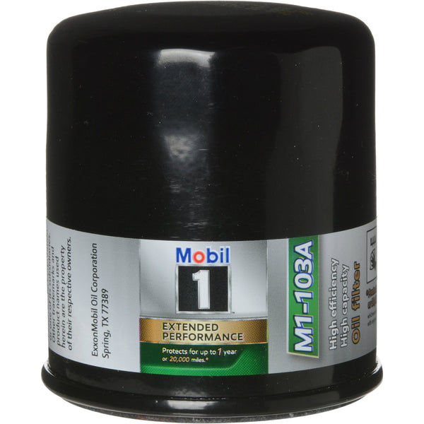 Mobil 1® M1-103A Extended Performance High Efficiency Oil Filter