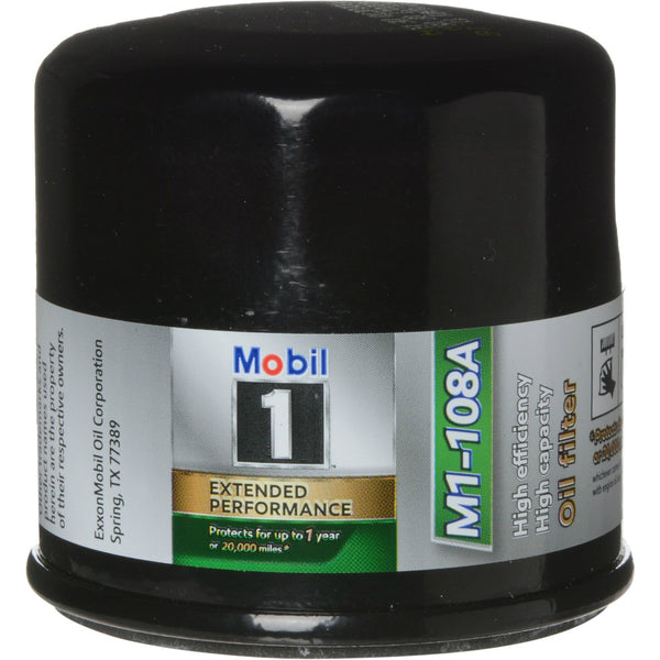 Mobil 1® M1-108A Extended Performance High Efficiency Oil Filter