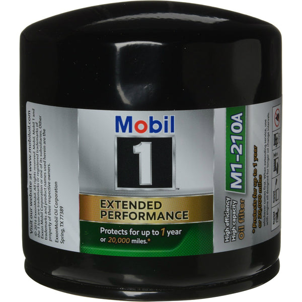 Mobil 1® M1-210A Extended Performance High Efficiency Oil Filter