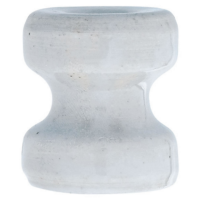 Fi-Shock MP-6 Small Corner / End Post Insulator, Porcelain