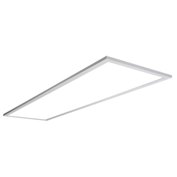 Metalux RT14SP LED Flat Panel with Integrated Clips, 4200 Lumens, 1' x 4'