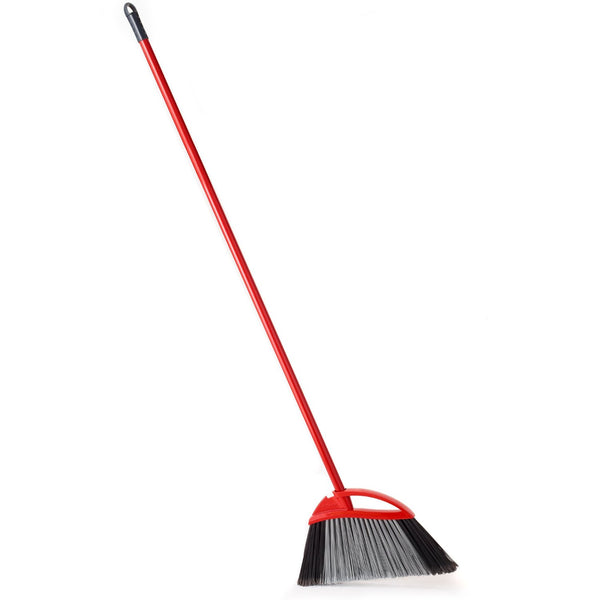 O-Cedar 133992 Power Corner Angle Broom with Dust Pan