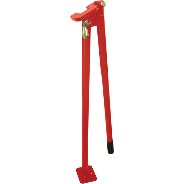 American Power Pull 14600 Post Puller with Long Handle, Red, 36""
