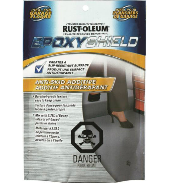 Rust-Oleum 278490 EPOXYSHIELD Anti-Skid Additive, White, 72 g