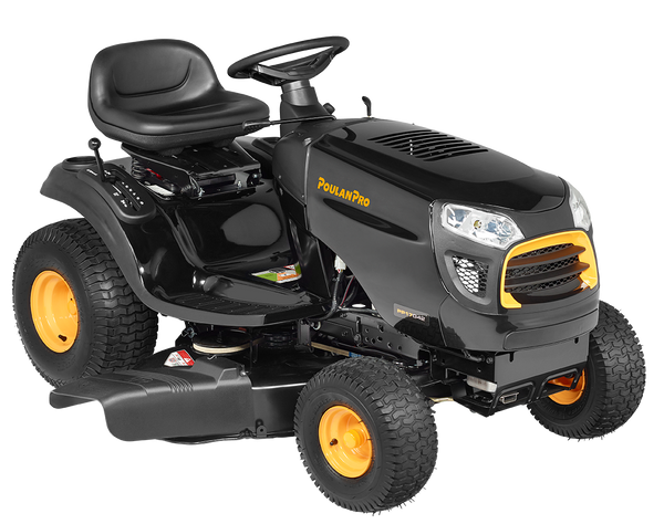 "Poulan Pro PP17G42 Riding Mower with 6-Speed Gear, 42"" Cutting Width"