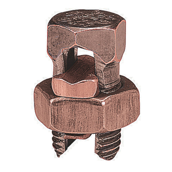 Blackburn SB4HM1 Bronze Split Bolt, #4 SOL - #8 SOL