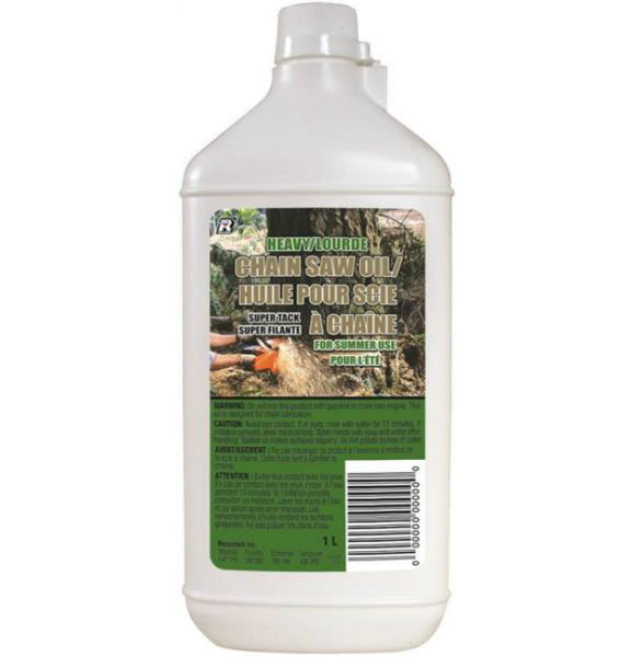 Recochem 14-201 Heavy Super Track Chain Saw Oil for Summer, 1 L